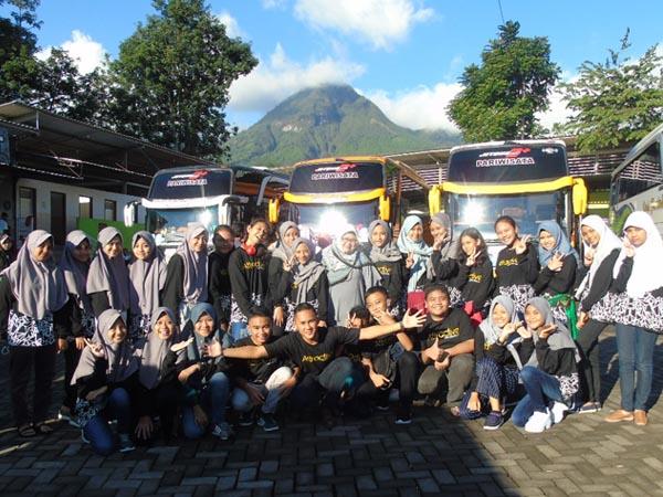 Outing Class di Kota Malang